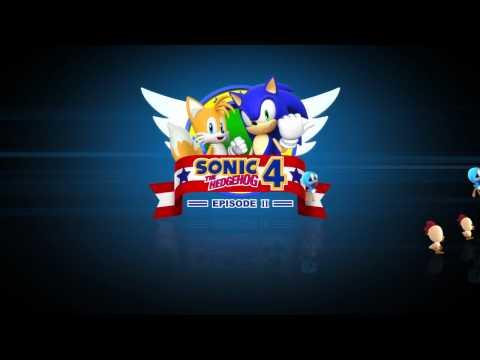 Sonic The Hedgehog 4 Episode II Launch Trailer
