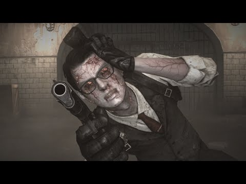The Evil Within: The Executioner - Official Gameplay Trailer