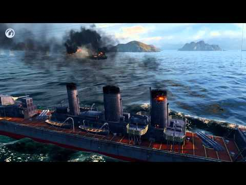 World of Warships Dev Diary - Maps