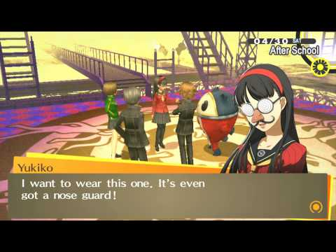 Persona 4 Golden: An Unexpected Side