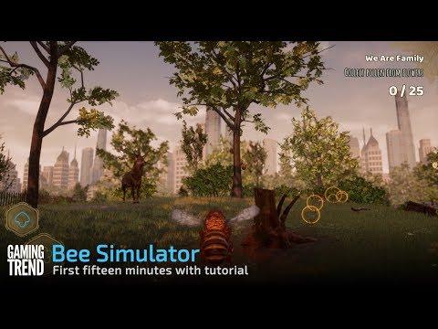 Bee Simulator - Tutorial [Gaming Trend]