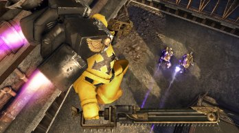 Warhammer 40k: Space Marines - Multiplayer