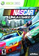 NASCAR Unleashed Xbox 360 Box Art