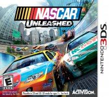 NASCAR Unleashed 3DS Box Art