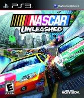 NASCAR Unleashed PS3 Box Art