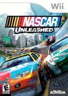 NASCAR Unleashed Wii Box Art