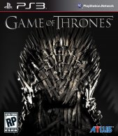 Game of Thrones PS3 Box