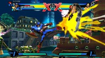 Ultimate Marvel Vs Capcom Vita 11