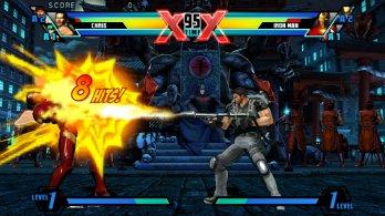 Ultimate Marvel Vs Capcom Vita 12