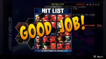 Ultimate Marvel Vs Capcom Vita 19