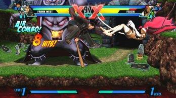 Ultimate Marvel Vs Capcom Vita 2