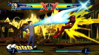 Ultimate Marvel Vs Capcom Vita 25