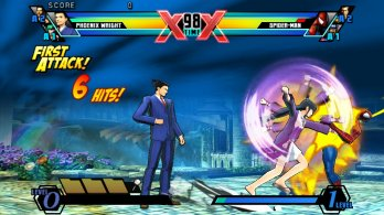 Ultimate Marvel Vs Capcom Vita 26