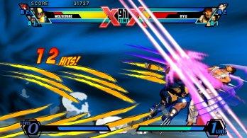 Ultimate Marvel Vs Capcom Vita 32