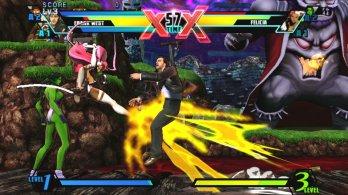 Ultimate Marvel Vs Capcom Vita 7