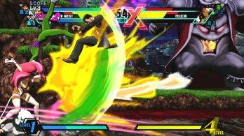 Ultimate Marvel Vs Capcom Vita 8