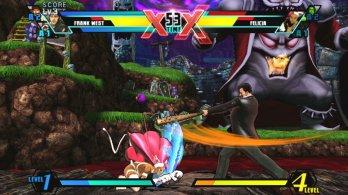 Ultimate Marvel Vs Capcom Vita 9