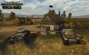World of Tanks Malinovka