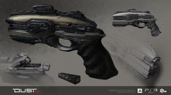 Dust 514 Concept Art
