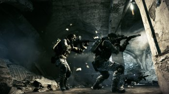Battlefield 3 Close Quarters - Donya Fortress screen 4