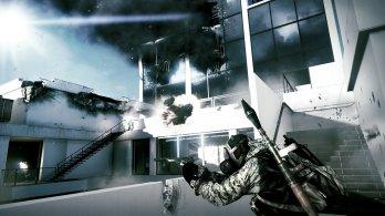 Battlefield 3 - Close Quarters - Ziba Tower  2