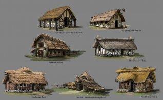 LOTRO_Riders_of_Rohan_Granary_Huts_Barns_small_stables_2