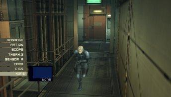 Metal Gear Solid HD Collection Vita