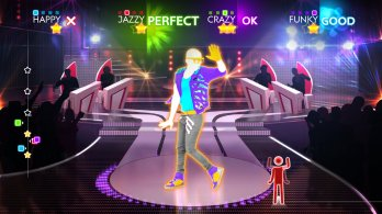 Just Dance 4 WiiU