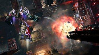 Transformers FOC - Megatron_hover attack 4