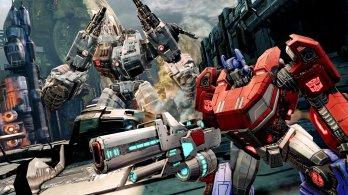 Transformers FOC - Optimus and Metroplex_8