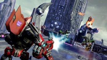 Transformers FOC - Starscream in firefight_6