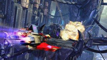 Transformers FOC - Starscream in jet mode_2