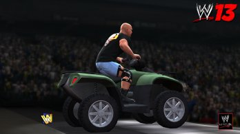 WWE 13 - CE Features Steve Austin 01