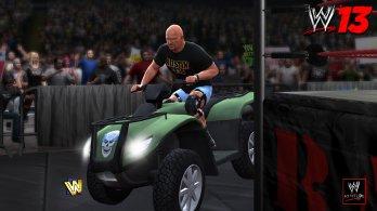 WWE 13 - CE Features Steve Austin 02