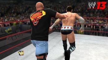 WWE 13 - CE Features Steve Austin 05
