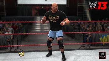 WWE 13 - CE Features Steve Austin 07
