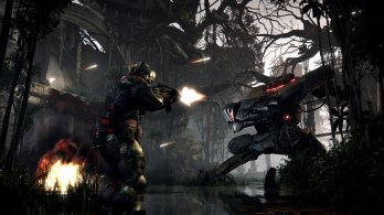 Crysis 3 - Hunter and Prey - MP Screen 1