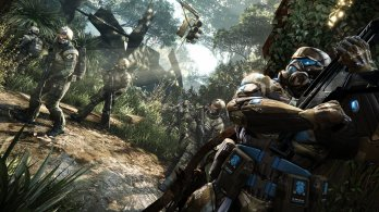 Crysis 3 - Hunter and Prey - MP Screen 2