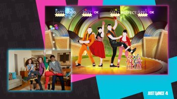 Just Dance 4 4