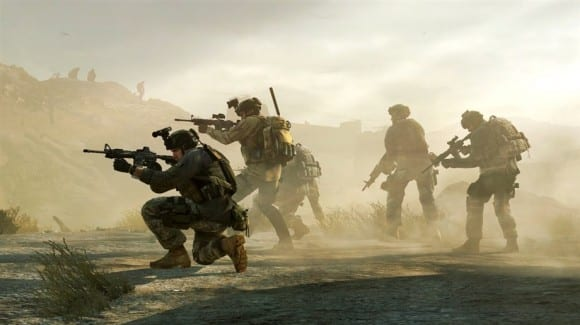 Episode 3 of the MoH: Warfighter SEAL Combat Training Video