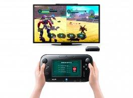 Transformers Prime_Wii U screenshot_Multiplayer battle