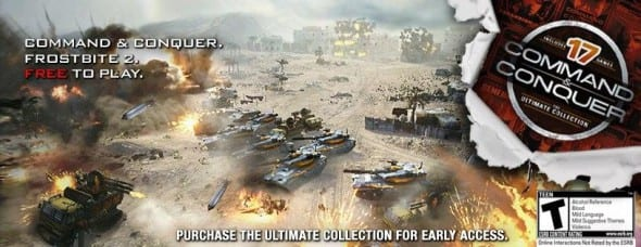 Command And Conquer Ultimate Collection: Command & Conquer: The Ultimate Collection Has Been