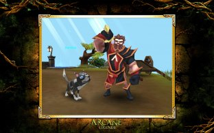 Arcane Legends - 2