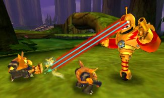Skylanders Giants 3DS - 1