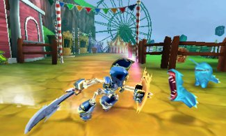 Skylanders Giants 3DS - 2