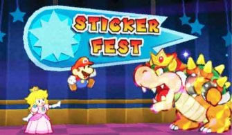 Wait, Bowser created mischief by breaking something into pieces that Mario needs to collect? SHUT UP!