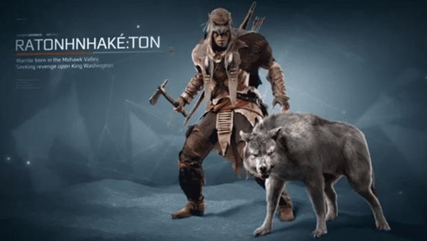 Assassin S Creed Iii Dlc Dated The Tyranny Of King Washington