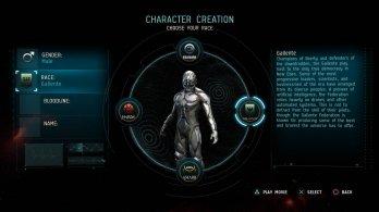 Character-Creation