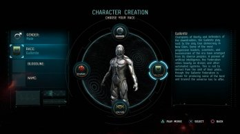 Character-Creation