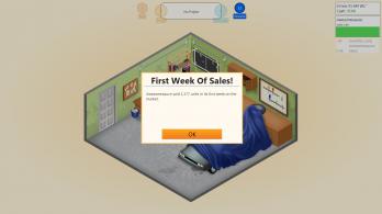 first-week-of-sales